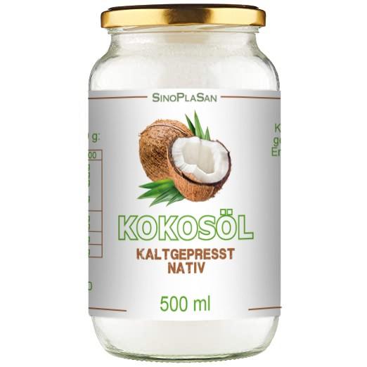 Coconut Oil 500 ml pure