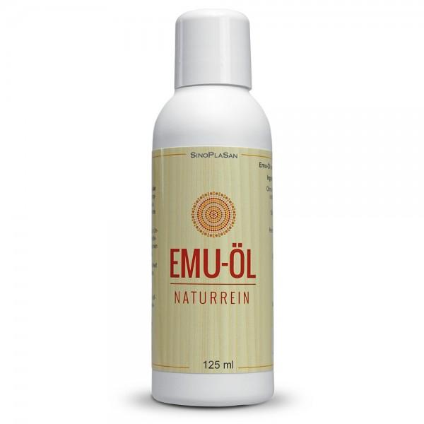 Emu-Öl 125ml Dosierflasche 100% naturrein