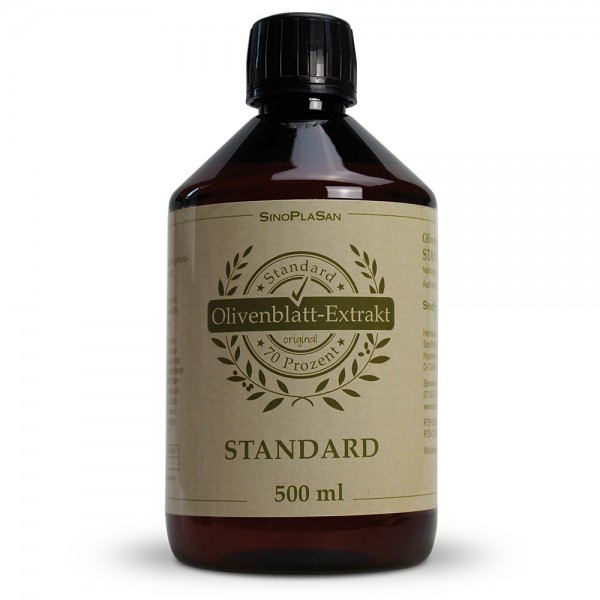 Olive Leaf Extract STANDARD 500ml