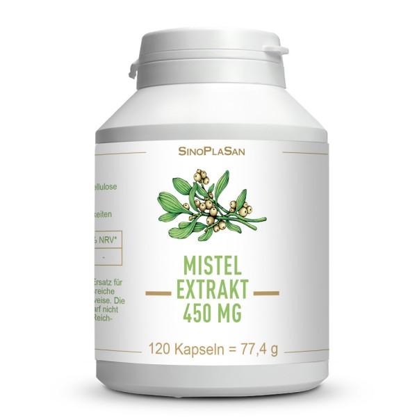 Mistletoe Extract 450 mg MONO 120 capsules