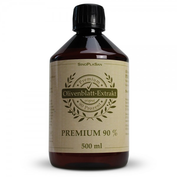 Olive Leaf Extract PREMIUM 500 ml