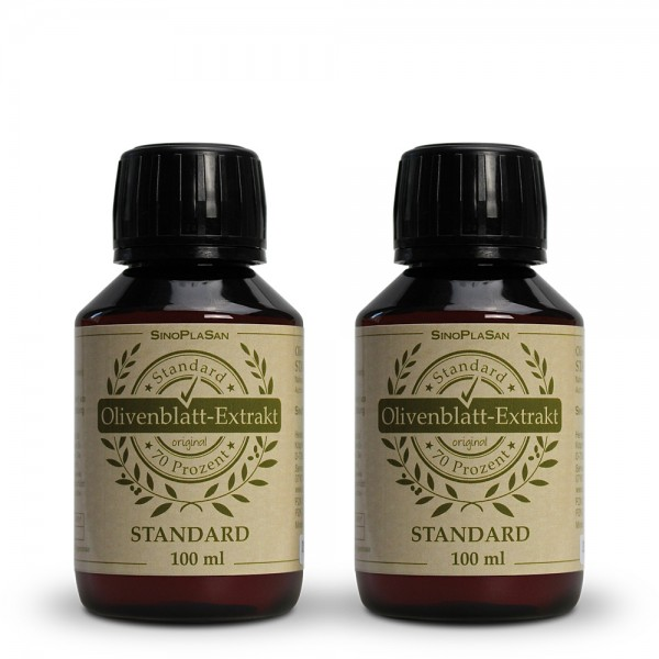 Olive Leaf Extract STANDARD 2 x 100 ml
