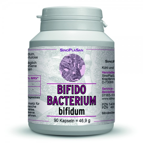 Bifidobacterium Bifidum 90 Kapseln