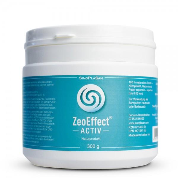ZeoEffect - ACTIV 300g 100% naturrein