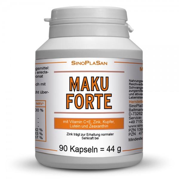 MAKU FORTE Capsules