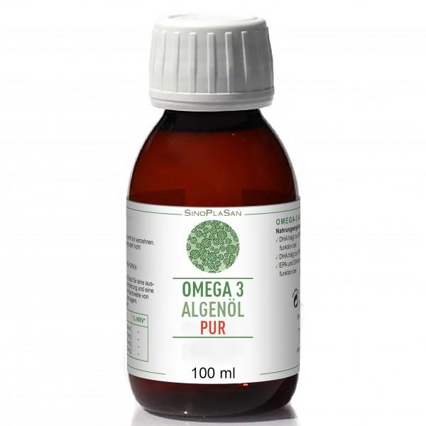 Omega 3 Algae Oil PURE DHA+ EPA 100ml