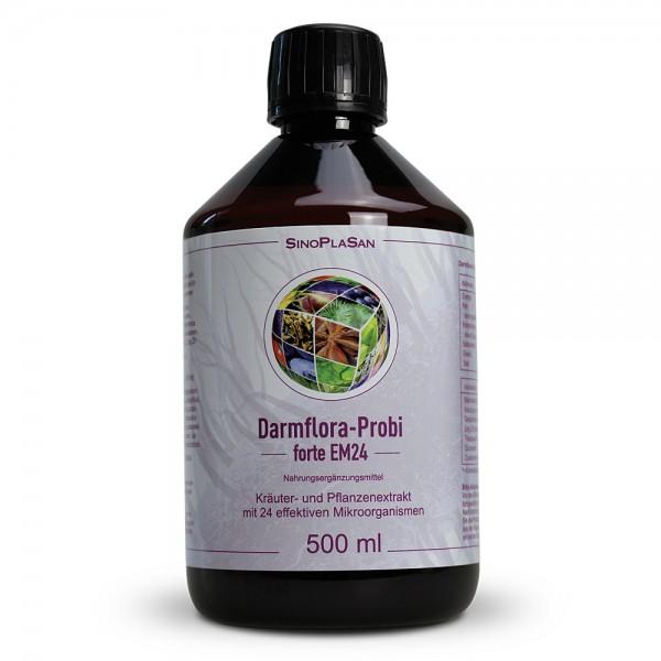 Probiotics Liquid FORTE EM24 with 500 ml