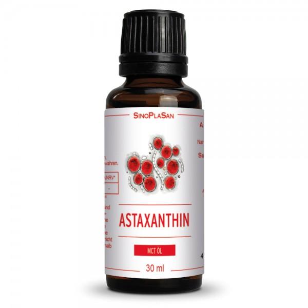 Astaxanthin liquid