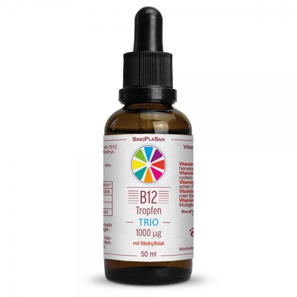 Vitamin B12 TRIO 1000µg Drops