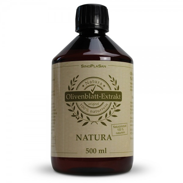 Olive Leaf Extract NATURA 500ml