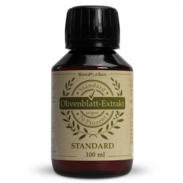 Olive Leaf Extract STANDARD 100ml