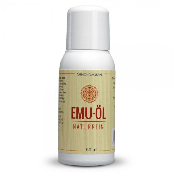 Emu-Öl 50ml Dosierflasche 100% naturrein