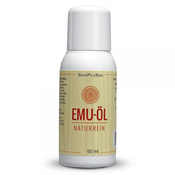 Emu Oil 50ml Dosage Bottle 100% pure