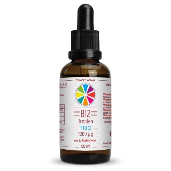 Vitamin B12 TRIO 1000µg Tropfen