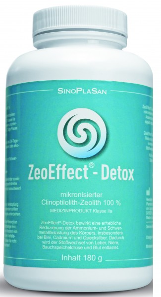 ZeoEffect-Detox 180g Powder Medical Product